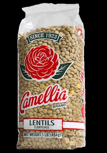 Camellia Lentils 1 Lb.