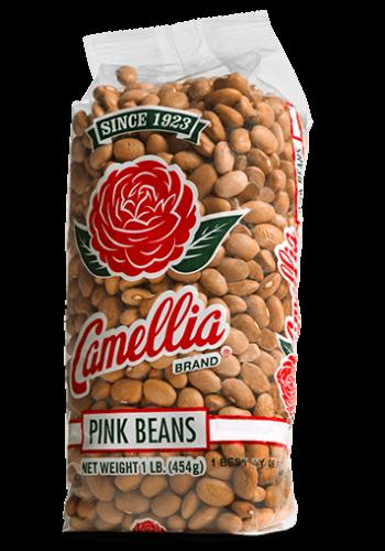 Camellia Pink Beans 1 Lb.
