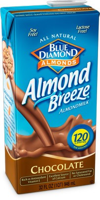 Blue Diamond Almond Breeze Milk Chocolate 1QT/32 oz 07162/19006