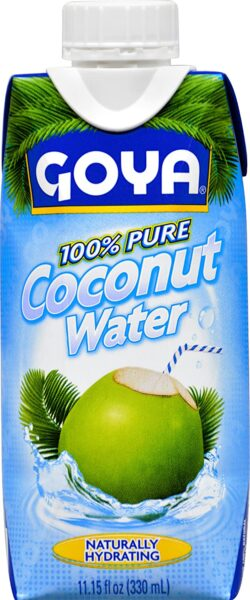 Goya 100% Pure Coconut Water 11.15oz
