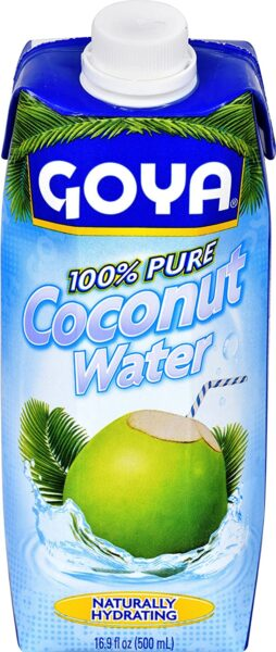 Goya Pure Coconut Water 16.89 oz