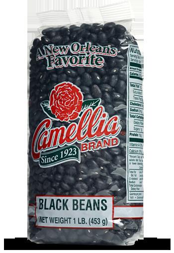 Camellia Black Beans 1 Lb.