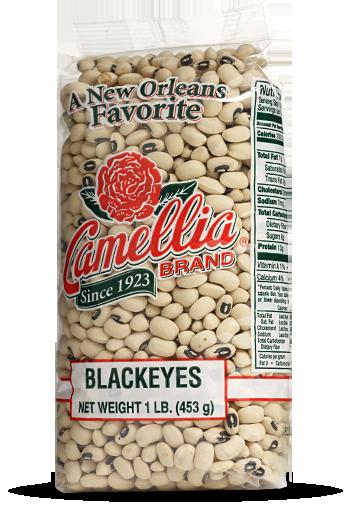 Camellia Blackeye Peas 1Lb.