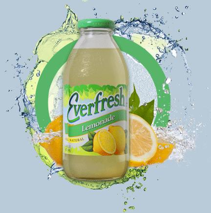 Everfresh Lemonade 16 oz