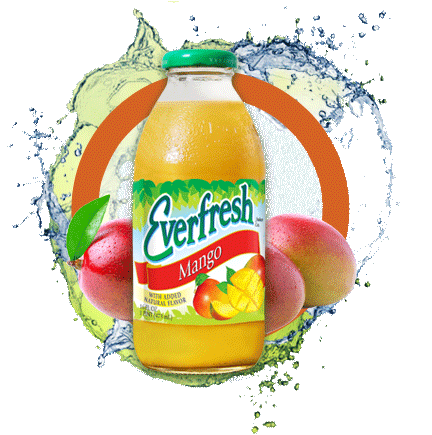 Everfresh Mango Juice 16oz