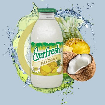 Everfresh Piña Colada Juice 16 oz