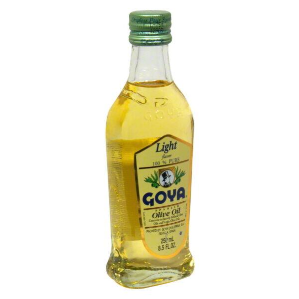 Goya Olive Oil Light 8.5 Oz. 1154