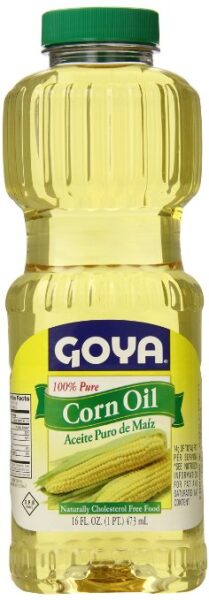 Goya Pure Corn Oil 16Oz. 1227