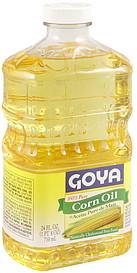 Goya Pure Corn Oil 24Oz. 1229
