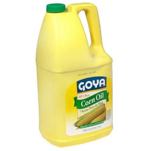 Goya Pure Corn Oil 1Gal. 1233