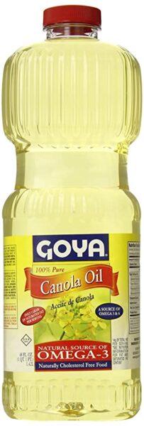 Goya Canola Oil 24Oz. 1248