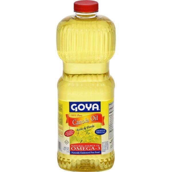 Goya Canola Oil 40Oz. 1249