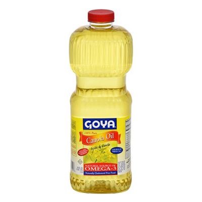 Goya Canola Oil 16Oz. 1246
