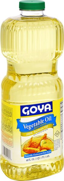 Goya Vegetable Oil 40Oz. 1242