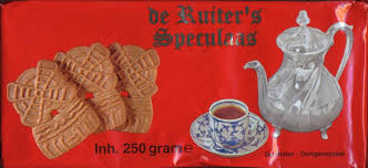 De Ruiter Reuze Speculaas 250 gr