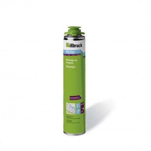 Illbruck PU700 Steenlijm aerosol 880 ml